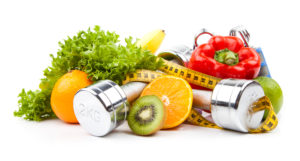 eat healthy, loose weight and get in shape with a renewed-mindset